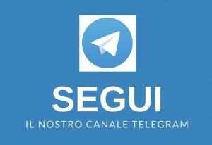 telegram tariffando cina